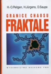 Granice chaosu. Fraktale cz. 2 (+ CD) - okładka książki