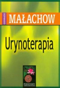 Urynoterapia - okładka książki