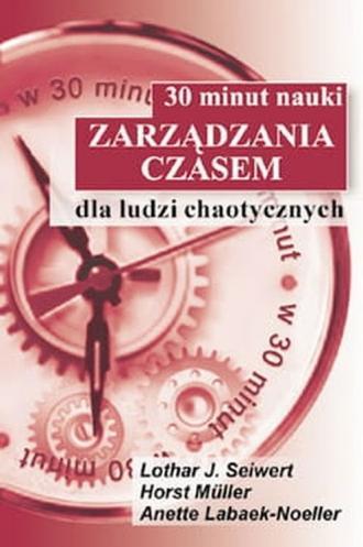 30 minut nauki zarządzania czasem - okładka książki