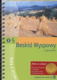 Beskid Wyspowy (z plecakiem) - okładka książki