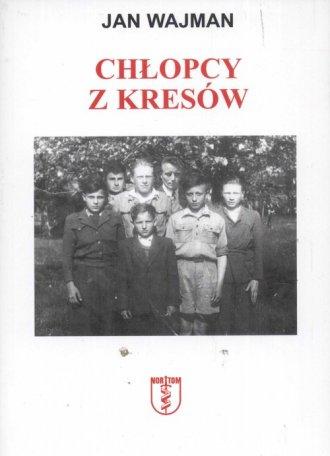 Chłopcy z Kresów - okładka książki