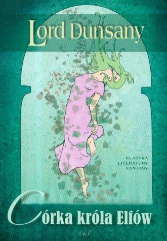 Córka króla elfów - okładka książki