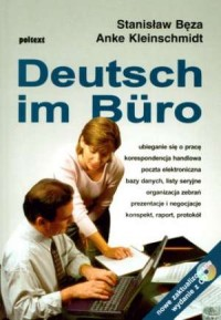 Deutsch im Buro und Geschaftsleben (+ CD) - okładka podręcznika