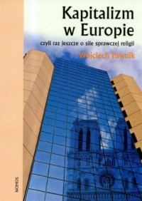 Kapitalizm w Europie czyli raz - okładka książki