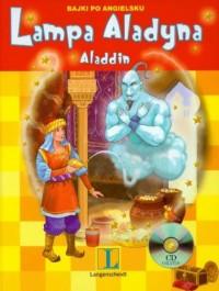 Lampa Aladyna Seria: Bajki po angielsku (+ CD) - okładka podręcznika