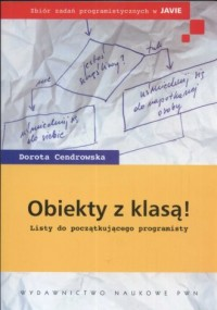 Obiekty z klasą - okładka książki
