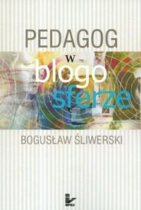 Ped@gog w blogosferze - okładka książki