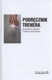 Podręcznik trenera - okładka książki
