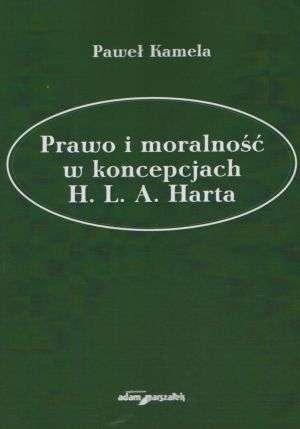 Prawo i moralność w koncepcjach - okładka książki