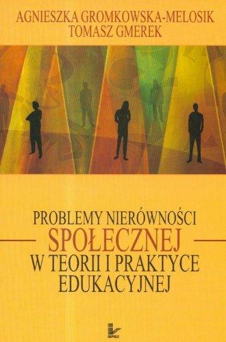 Problemy nierówności społecznej - okładka książki