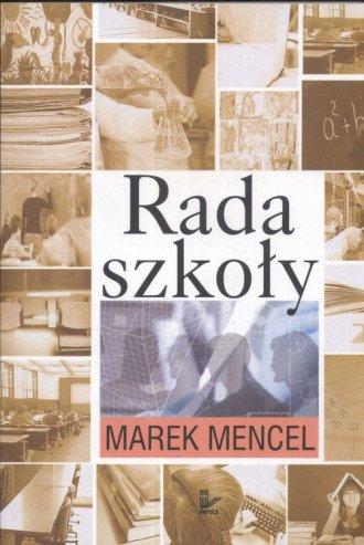 Rada szkoły - okładka książki