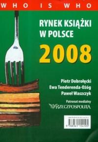 Rynek książki w Polsce 2008 - okładka książki