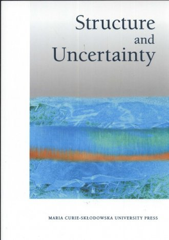 Structure und Uncentainty - okładka książki