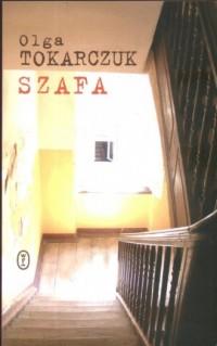Szafa - okładka książki