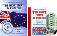 The next steps in English (+ CD mp3) - okładka podręcznika