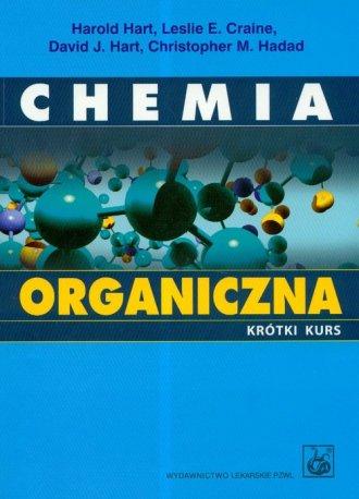 Chemia organiczna. Krótki kurs - okładka książki