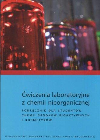 Ćwiczenia laboratoryjne z chemii - okładka książki