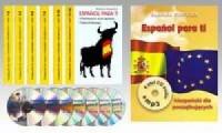 Espanol para ti cz. 1. Intensywny kurs języka hiszpańskiego dla początkująch (+ CD) - okładka podręcznika
