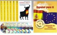 Espanol para ti cz. 2. Intensywny kurs języka hiszpańskiego dla średniozaawansowanych ( + CD) - okładka podręcznika