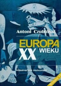 Europa XX wieku - okładka książki