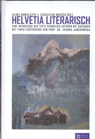 Helvetia Literarisch - okładka książki