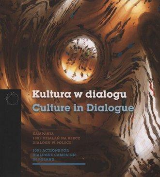 Kultura w dialogu - okładka książki