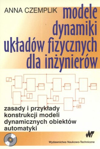 Modele i dynamiki układów fizycznych - okładka książki