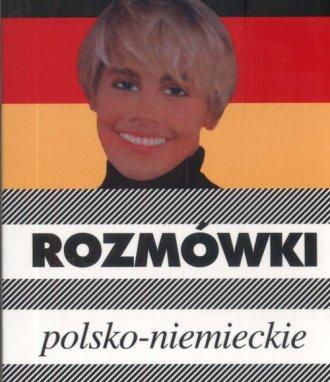 Rozmówki polsko-niemieckie - okładka podręcznika
