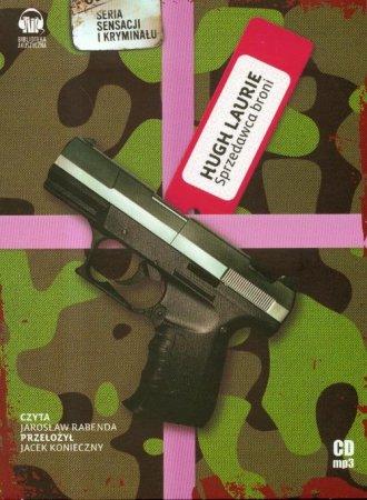 Sprzedawca broni (CD mp3) - pudełko audiobooku