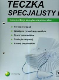 Teczka specjalisty. Dokumentacja zarządzania personelem (+ CD) - okładka książki