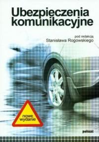 okładka książki - Ubezpieczenia komunikacyjne