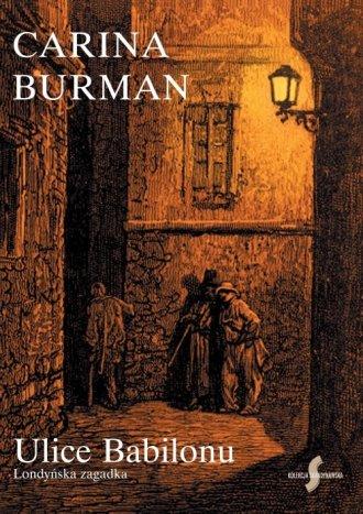 Ulice Babilonu - okładka książki