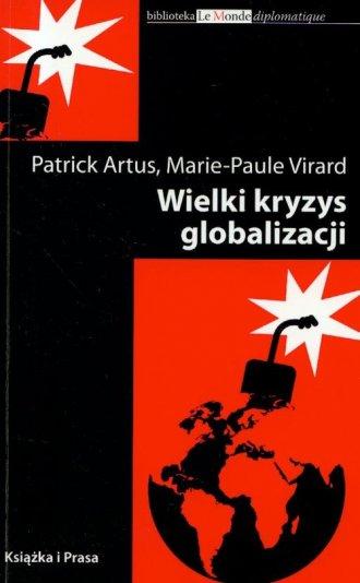 Wielki kryzys globalizacji - okładka książki