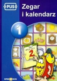 Zegar i kalendarz - okładka książki