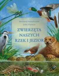 Zwierzęta naszych rzek i jezior - okładka książki