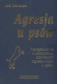 Agresja u psów - okładka książki