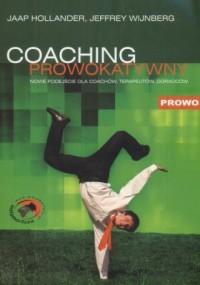 Coaching prowokatywny - okładka książki