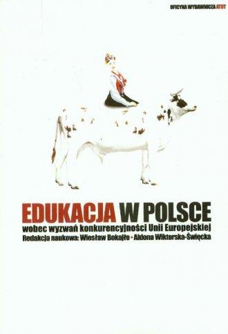 Edukacja w Polsce wobec wyzwań - okładka książki