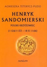 Henryk Sandomierski - okładka książki