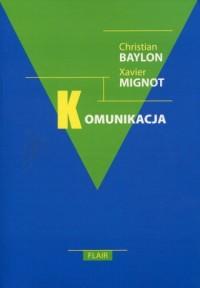 Komunikacja - okładka książki