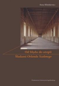Od błędu do utopii - okładka książki