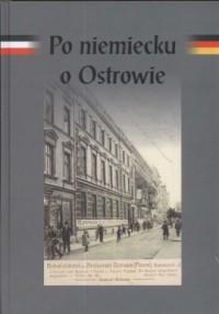 Po niemiecku w Ostrowie - okładka książki