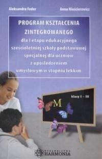 Program kształcenia zintegrowanego - okładka książki
