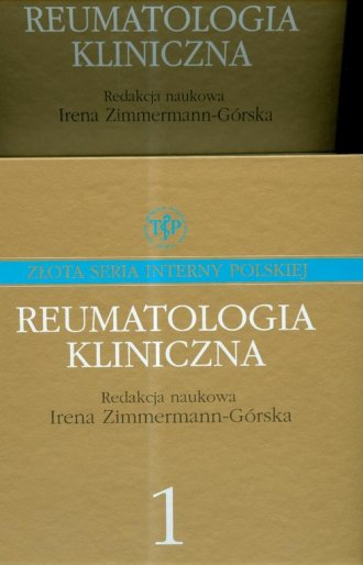 Reumatologia kliniczna. Tom 1-2 - okładka książki