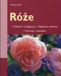 Róże - okładka książki