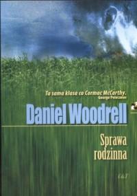 Sprawa rodzinna - okładka książki