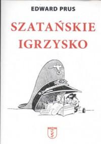 Szatańskie igrzysko - okładka książki