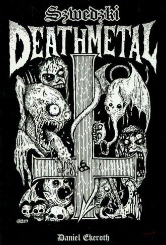 Szwedzki Death Metal - okładka książki