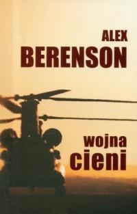 Wojna cieni - okładka książki
