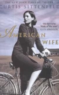 American Wife - okładka książki